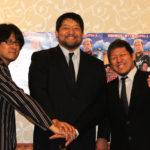 町田プロレス祭り vol.1 記者会見